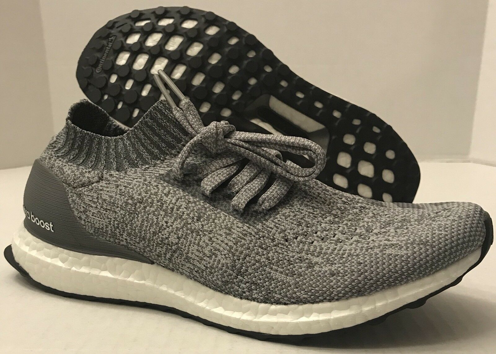 ADIDAS UltraBOOST Uncaged BY2550 Grey White (MEN'S 8.5) NO BOX ultra boost
