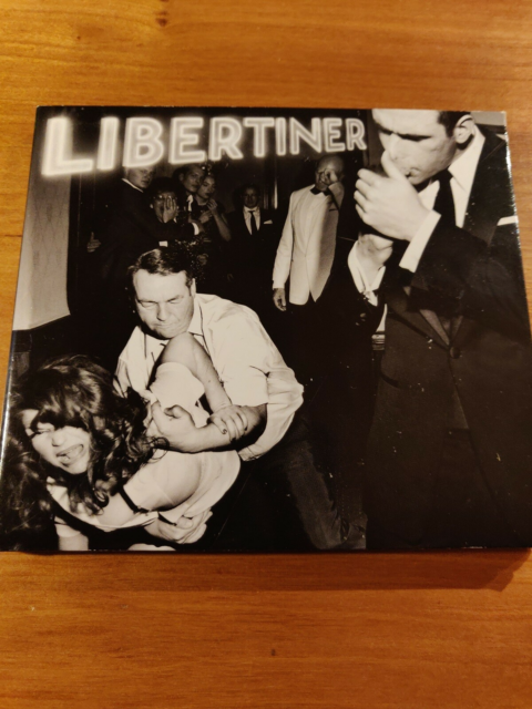 L.O.C: Libertiner, hiphop, CD i pæn stand