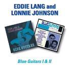 Blue Guitars I & II von Lonnie Lang Eddie & Johnson (2009)