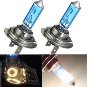 KIT-DE-2-AMPOULE-LAMPE-H7-55W-6300K-HALOGENE-FEU-PHARE-XENON-GAZ-SUPER-Blanc-12V