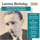 Lennox Berkeley - : Piano Concerto in B flat; Concerto for Two Pianos (2007)
