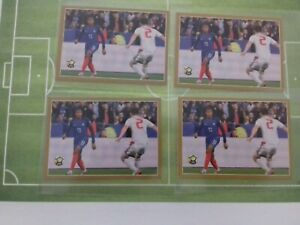 Lot-4-mbappe-55-panini-Carrefour-proud-to-be-blue-2018-rookie
