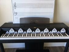 Piano Keys Teacher Separated Parts Version by MusicToolsLady.com