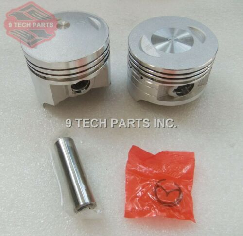 Piston kit with rings for BIG BORE Barrel Cylinder Kit GZ125 GN125 GS125 157FMI