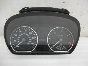 Tachometer-Kombiinstrument-KMH-MPH-BMW-1-CABRIOLET-E88-118D-9220950