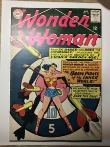 Wonder-Woman-156-Silver-Age-DC-Comic-FN-VF