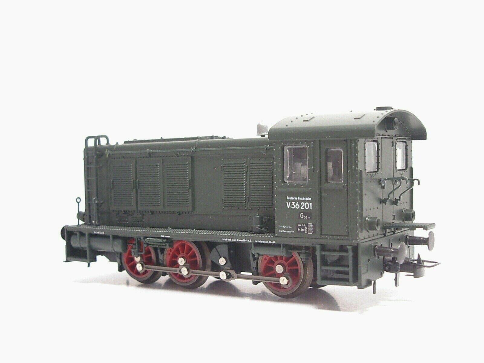 LIMA 208226 DRG V36 201 Wehrmacht Diesellok Ep II