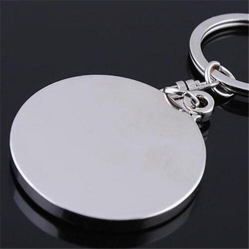 Creative Keychain Perpetual Calendar Key Ring Keyring Unisex Keyfob Gifts AL