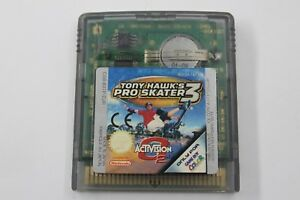 NINTENDO-GAME-BOY-COLOR-TONY-HAWK-039-S-PRO-SKATER-3-SOLO-CARTUCHO-PAL-EUR