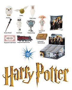 Harry Potter 3 D Figural Foam Keyring Series 1 Blind Bag
