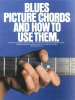 Blues Picture Chords And How To Use Them Sheet Music Book 014004703