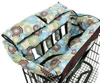 BUGGY BAGG ELITE TWIN DOUBLE Shopping Cart Trolley Cover Baby Boy Girl Prints