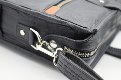 Leder aus Laptop Tasche Business Aktentasche Londonwear Office echtem Executive qzdEg