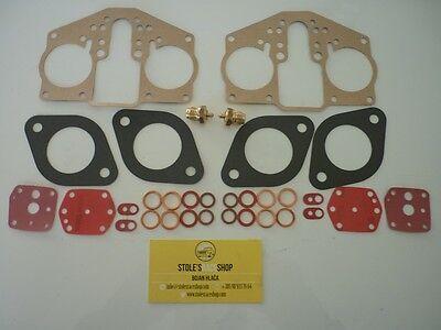 Spyder Solex 40 Pii Service Kit Porsche 356 Carrera Carrera 2,Super 90