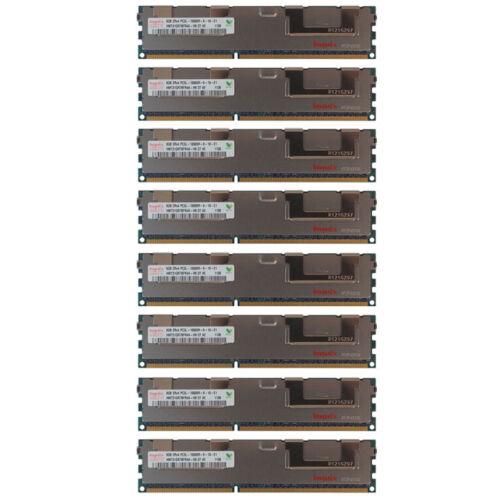 64GB Kit 8x 8GB HP Proliant BL460C BL420C BL660c DL160 DL360E G8 Memory Ram