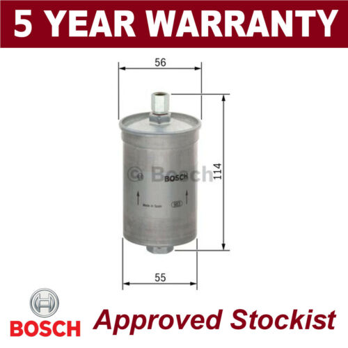 Bosch Commercial Filtro Combustible F0119 0986450119