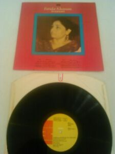 FARIDA-KHANUM-IN-CONCERT-LP-RARE-ORIGINAL-EMI-PAKISTAN-EMCPM-5085-GHAZALS