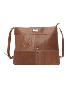 Image Is Loading New Cellini Sport Joan Zip Top Crossbody Bag