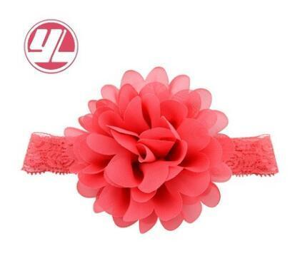 Kids Baby Girl Toddler Lace Flower Hair Band Headwear Headband Accessories Gifts