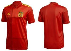 Maillot-Adidas-Espagne-2020-2021-EM-HOME-I-Maison-Euro-Spain-Espana