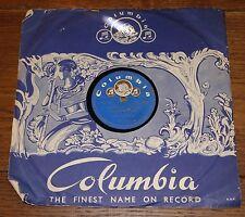 HEMANT KUMAR BOLLYWOOD FILM INDIAN COLUMBIA 78 RPM VG+ GRADE