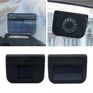 Solar Power Portable Mini Air Conditioner Car Auto Air ...
