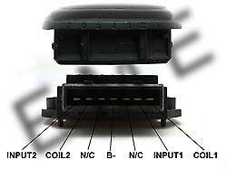 Ignition Module EnDuraLast BMW K; 12 14 1 461 441 IgnMod-K441