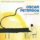 Debut: The Clef/Mercury Duo Recordings 1949-1951 by Oscar Peterson (CD, Nov-2009, 3 Discs, Hip-O Select)