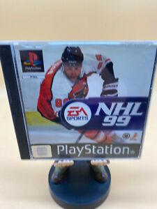 PS 1 ** NHL 99 para PlayStation 1/ps1