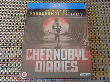 Blu Steel 4 U: Chernobyl Diaries : Limited Edition Steelbook Sealed