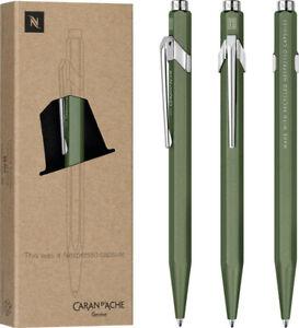 Caran-d-039-Ache-Kugelschreiber-849-NESPRESSO-India-limited-Edition-0849-248-NEU