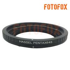 Hasselblad HB V C / CF lens to Pentax 645 Pk645 645D 645N 645Z Camera Adapter