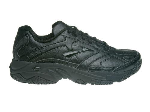RRP $90 Brooks Freedom Kids Black School // Crosstraining Shoes bargain 012