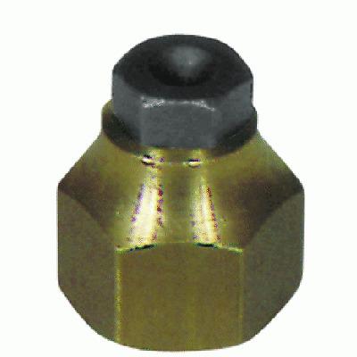 testina turbo completa per lancia irroratrice ugello in acciaio irrorazione