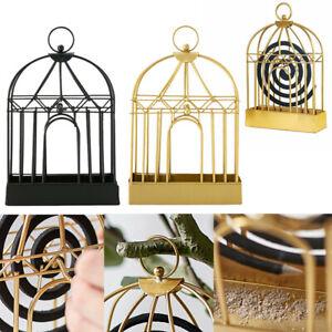 Outdoor-Mosquito-Mozzie-Coil-Holder-Birdcage-Burner-Repellant-Home-Garden-Decors