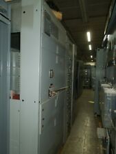 Cutler Hammer Pow R Line C Switchboard 4000a 3ph 480277v Fused Main Withbreakers