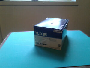 Shimano TLD 15 Lever Drag fishing reel, Saltwater, New,