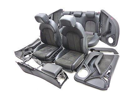 Audi A6 4G Avant S-Line Lederausstattung Leder Sitze Sport Sprint  Ledersitze