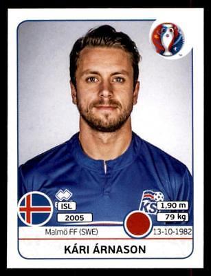 Kári Árnason Iceland No 297 Panini World Cup 2018 Russia