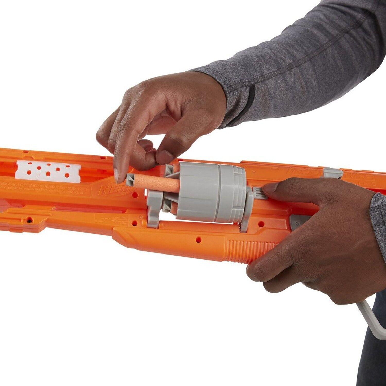 NERF N-Strike Elite Accu Series Alpha Hawk Blaster Blaster Blaster d76714