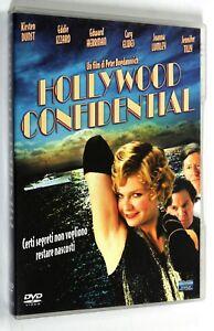 DVD-HOLLYWOOD-CONFIDENTIAL-2001-Drammatico-Kirsten-Dunst-Edward-Herrmann