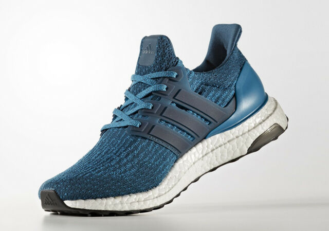 686c48b8982d1 adidas Ultra Boost 3.0 S82021 Petrol Blue SNEAKERS Running Shoes ...