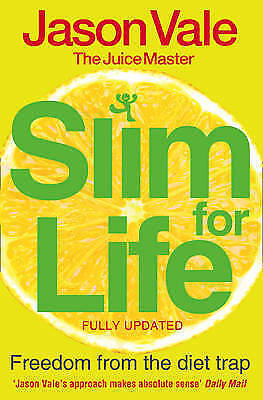 1 of 1 - Freedom from the Diet Trap: Slim for Life by Jason Vale & FREE 28 Day DVD