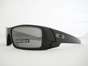 fa9c37d34db new OAKLEY GASCAN Sunglasses Matte Black Prizm Black Iridium OO9014 ...