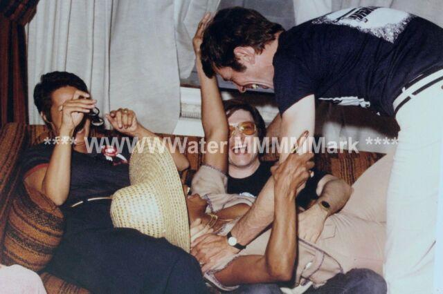 Leonard Nimoy, Nichelle Nichols, Harlan Ellison, After Star Trek Convention.