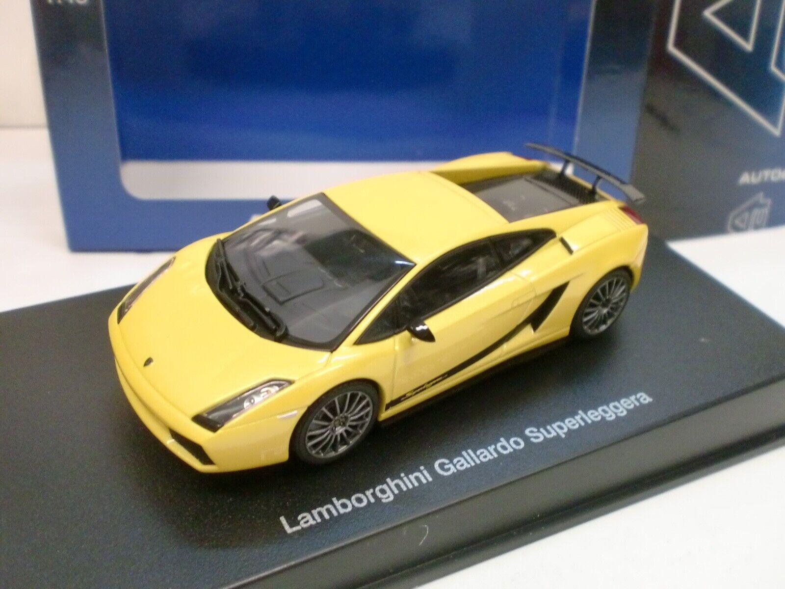 Autoart 1 43 Lamborghini Gallardo Superleggera Art 54614