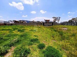 Terreno habitacional en venta en La Joya, Zinacantepec, México