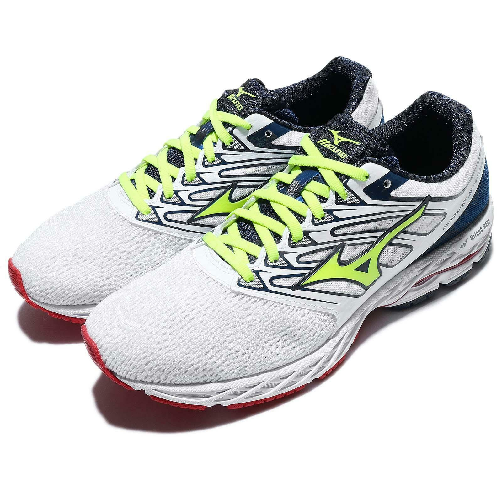 Mizuno Wave Shadow bianca Volt Uomo Running Shoes Trainers Scarpe da Ginnastica J1GC17-3047