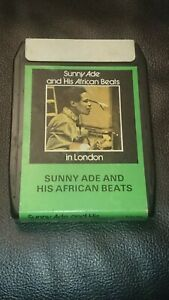 8-Track-Cassette-Cartridge-Eight-sunny-alade-and-his-African-beats-london