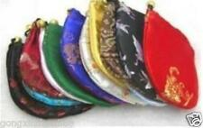 WHOLESALE 10pcs China Silk Jewelry Pouches